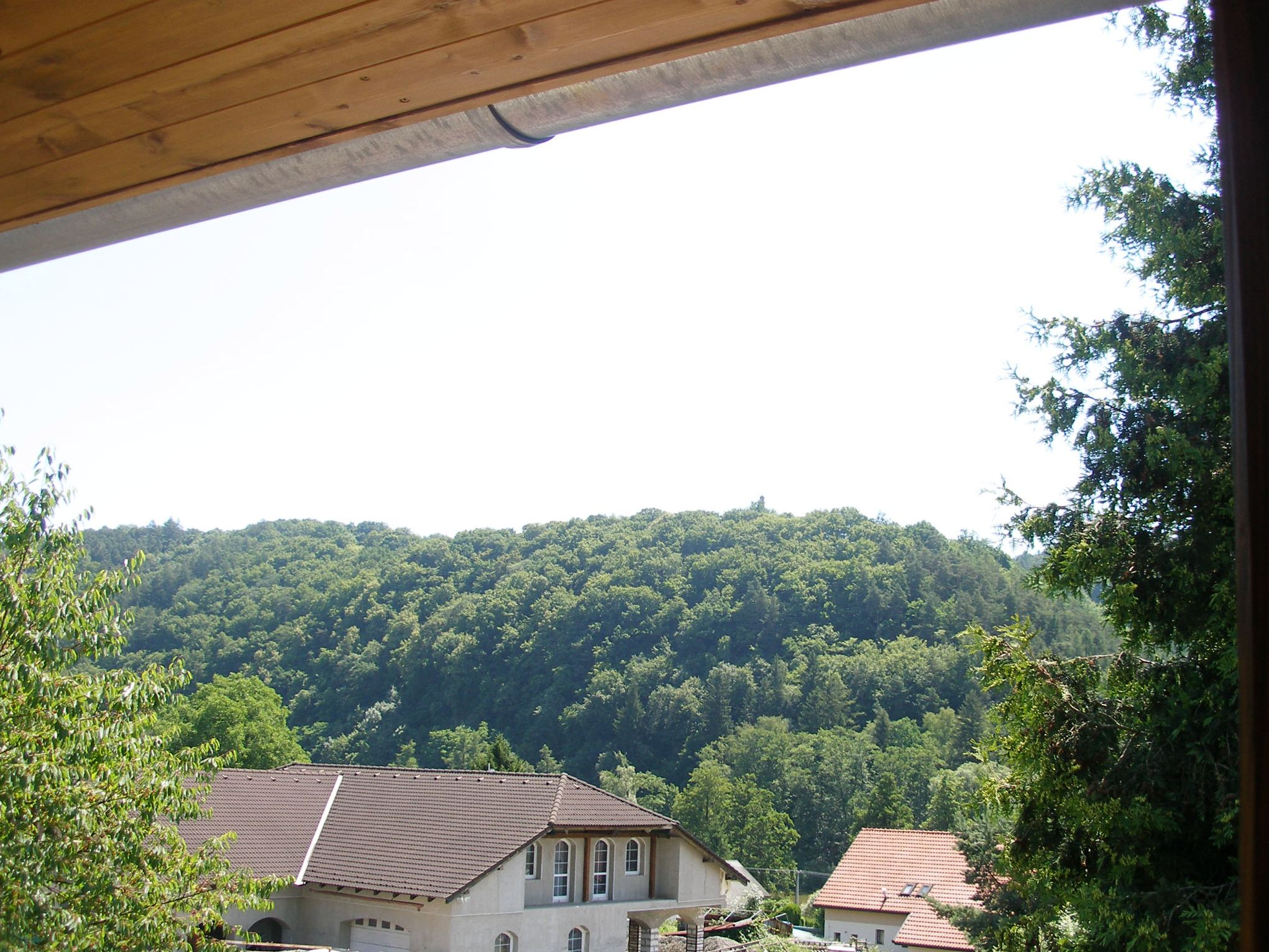 výhled na Hradiště